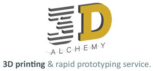 3D printing from 3D-Alchemy